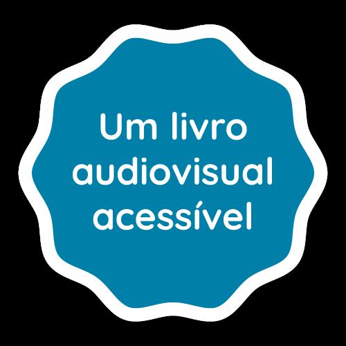 livro audiovisual acessível